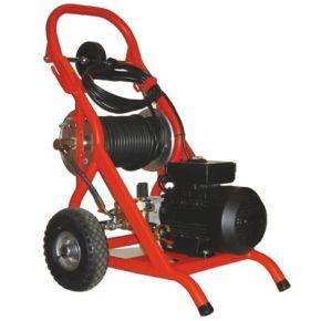 KJ-1590 II Elektryczny przepychacz ciśnieniowy