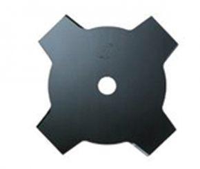 Nóż rozdrabniający z 4 zębami (255x25.4) do podkaszarek Makita