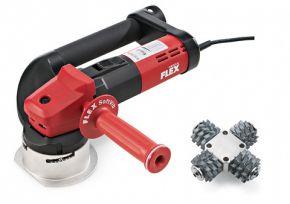 RE 14-5 115mm Szlifierka i frezarka renowacyjna - 2 w 1 z frezami do miękkich materiałów Flex 369225