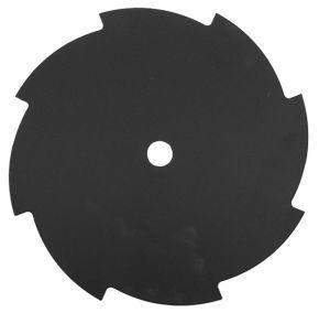 Tarcza tnąca z 8 ostrzami 255x20 mm do DBC400, DBC4510-D, BBC5700 Makita