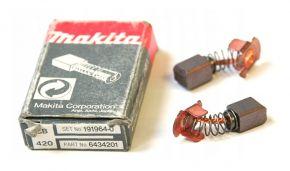 Makita CB420 szczotki węglowe 191964-0 ORYGINAŁ