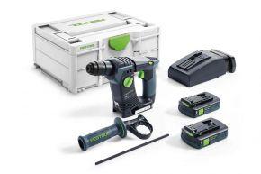 Młotowiertarka akumulatorowa BHC 18 C 3,1 I-Plus Festool