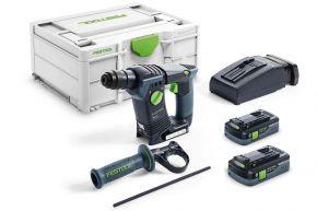 Akumulatorowa wkrętarka budowlana DURADRIVE DWC 18-2500 HPC 4,0 I-Plus Festool