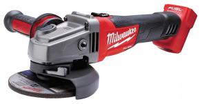 Szlifierka kątowa akumulatorowa 125 mm M18 CAG125X-0X Milwaukee® (bez ładowarki i akumulatorów)