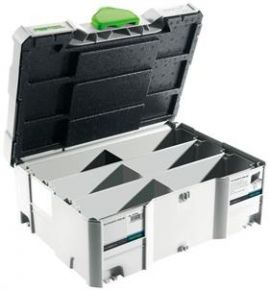 SYSTAINER T-LOC SORT-SYS DOMINO Festool