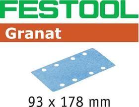 Arkusze ścierne STF 93X178 P120 GR/100 Festool