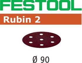 Krążki ścierne STF D90/6 P80 RU2/50 Festool
