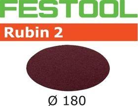 Krążki ścierne STF D180/0 P80 RU2/50 Festool