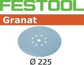 Krążki ścierne STF D225/8 P220 GR/25 Festool