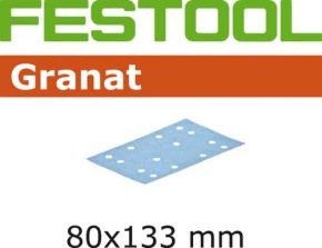 Arkusze ścierne Festool STF 80x133 P80 GR/50