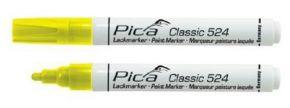 Przemysłowy marker olejowy Pica Classic 524 żółty