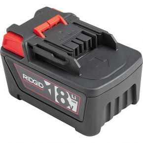 Zaawansowana bateria litowa 18 V 5.0 Ah RIDGID