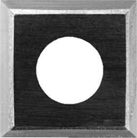 Płytki wymienne HW-WP 14x14x2/12 Festool