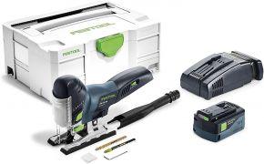 Wyrzynarka akumulatorowa PSC 420 Li 5,2 EB-Plus-SCA Festool
