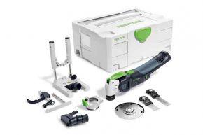 Akumulatorowe urządzenie wielofunkcyjne OSC 18 Li E-Basic Set VECTURO Festool