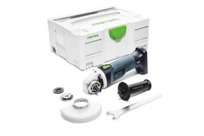 Akumulatorowa szlifierka kątowa AGC 18-125 Li EB-Basic Festool