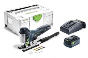 Wyrzynarka akumulatorowa CARVEX PSC 420 Li 5,2 EBI-Plus Festool