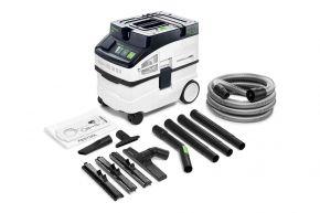 Odkurzacz mobilny CT 15 E-Set CLEANTEC Festool
