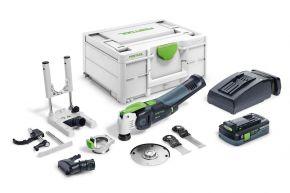Akumulatorowe urządzenie wielofunkcyjne VECTURO OSC 18 HPC 4,0 EI-Set