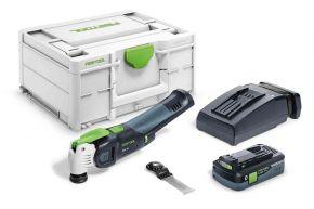 Akumulatorowe urządzenie wielofunkcyjne VECTURO OSC 18 HPC 4,0 EI-Plus