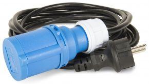 Kabel z wtyczką 230V-50Hz EUR Rubi