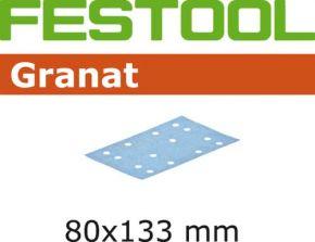 Arkusze ścierne Festool STF 80x133 P120 GR/10