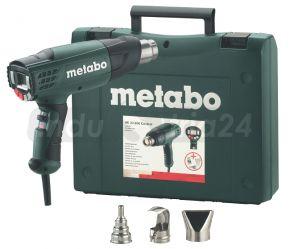 HE23-650 Dmuchawa gorącego powietrza Metabo HE 23-650 Control, 2300 W