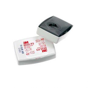 Filtr przeciwpyłowy 3M 6035