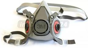 Półmaska oddechowa wielokrotnego użytku 3M 6300