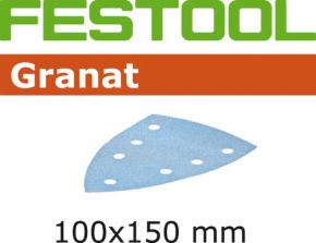 Arkusze ścierne Festool STF DELTA/7 P80 GR/10