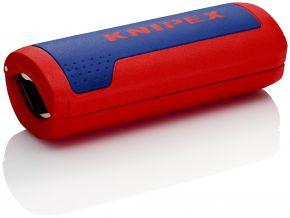 KNIPEX TwistCut® Obcinak do rur falistych 100 mm SB Knipex