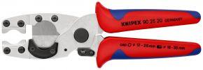 Obcinak do rur do rur kompozytowych i ochronnych Ocynkowane 210 mm SB Knipex