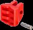Szczęka wymienna o dużej powierzchni oparcia do 91 13 250 Knipex