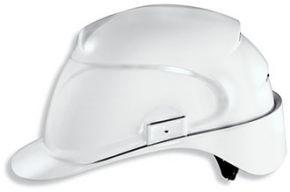 Hełm UVEX AIRWING biały kask ochronny