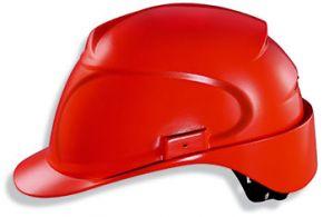 Hełm UVEX AIRWING czerwony kask ochronny
