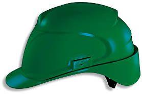 Hełm UVEX AIRWING zielony kask ochronny
