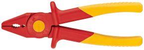 Izolowany zacisk z tworzywa sztucznego z tworzywa sztucznego Knipex 180 mm 986201