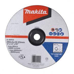 Tarcza szlifierska do metalu 230x6x22mm Makita