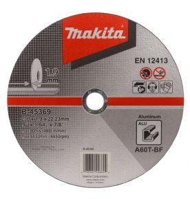 Tarcza tnąca do ALUMINIUM A60T 230x1.9x22.23 mm Makita