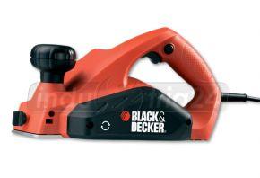Strug 650 W o głębokości strugania do 2 mm Black&Decker KW712