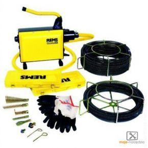 Maszyna do czyszczenia rur i kanalizacji  Cobra 22 Set 16+22 Rems