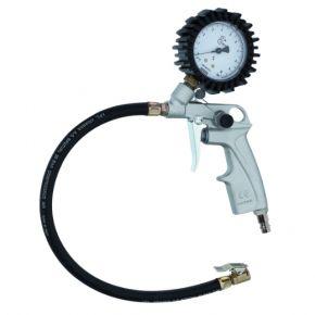 RF-RM Kalibrowany pistolet do napełniania kół z manometrem Schneider