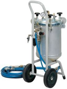 Urządzenie piaskujące DSG10 Schneider
