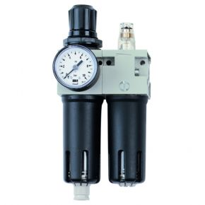 Regulator ciśnienia WE 2-fach 1/2 W Schneider