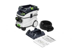 Odkurzacz mobilny CTM 36 E AC-PLANEX CLEANTEC Festool