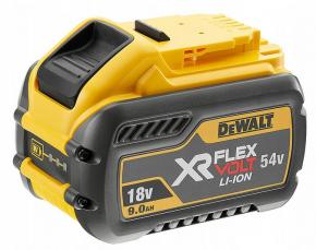 XR FLEXVOLT Akumulator 54V/18V 3Ah/9Ah DCB547