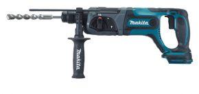 Akumulatorowa młotowiertarka z opcją kucia 18 V DHR241Z Makita