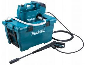 Akumulatorowa myjka ciśnieniowa 2 x 18V  DHW080ZK Makita