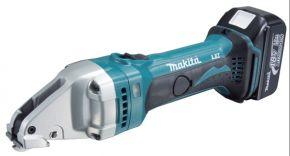 Akumulatorowe nożyce do blachy 18 V Makita