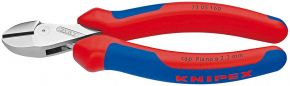 X-Cut Kompaktowe szczypce tnące boczne Knipex 160 mm 7305160